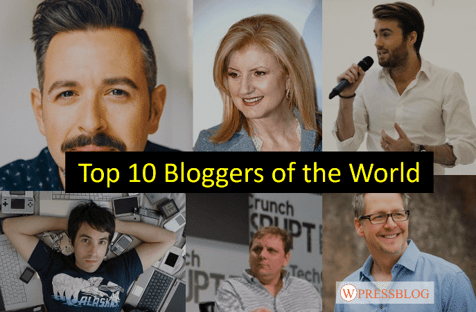 Top 10 Highest Earning Bloggers Of The World