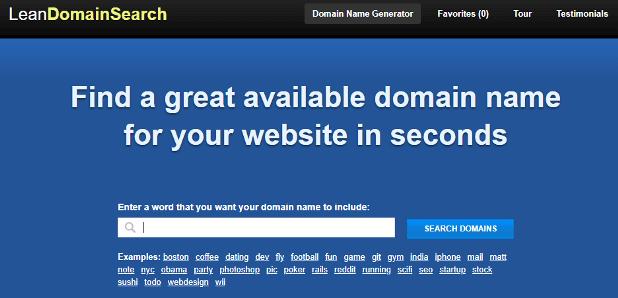 LeanDomianSearch