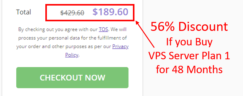 Hostinger VPS Coupon Code