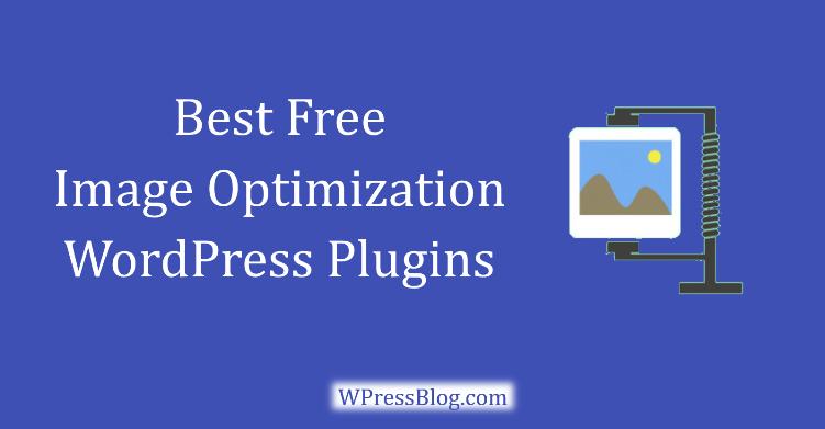 Free Image Optimizer WordPress Plugins