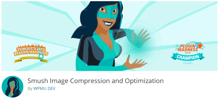Smush Image Compression and Optimization Plugin