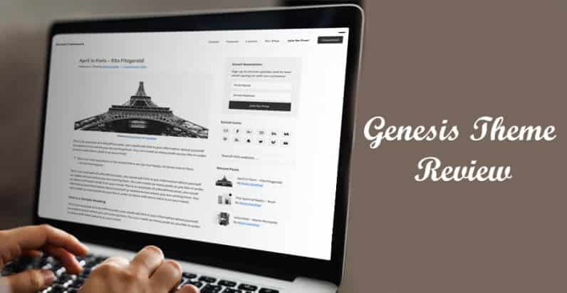Genesis WordPress Theme Review