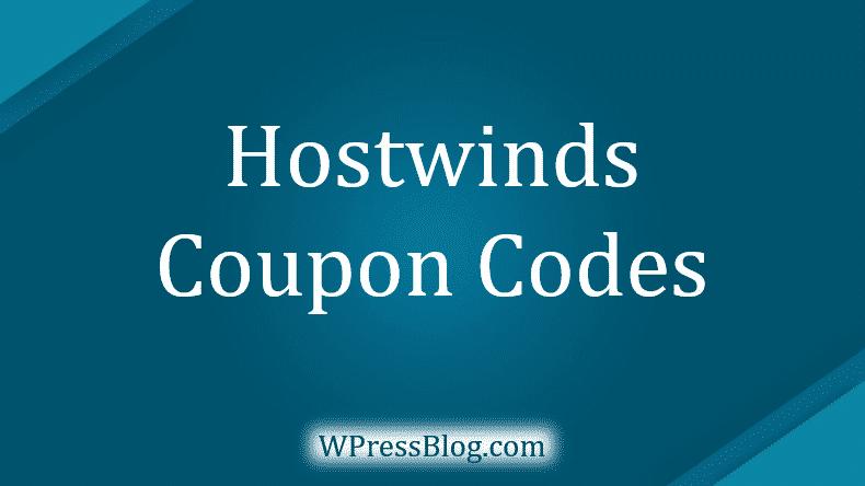 Hostwinds Coupon Code
