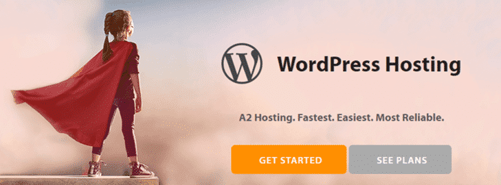 A2Hosting Managed WordPress Hosting