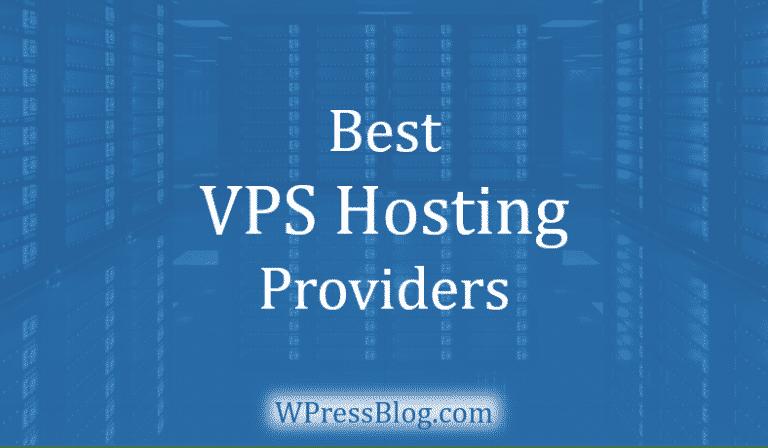 Best VPS Hosting Providers