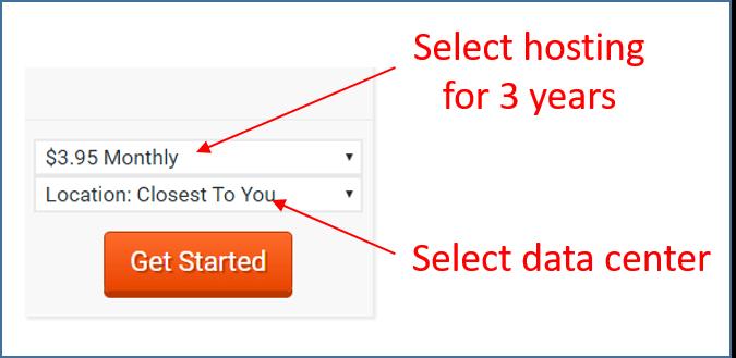 ScalaHosting Hosting Plan