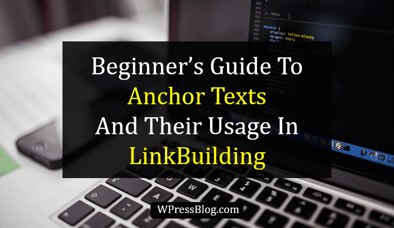 Guide to Anchor Texts