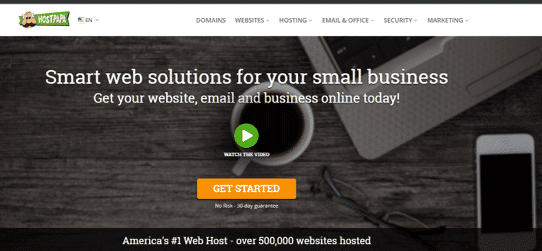 HostPapa Black Friday Web Hosting Deals