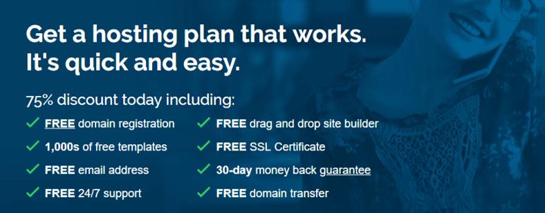 iPage Black Friday Web Hosting Deals