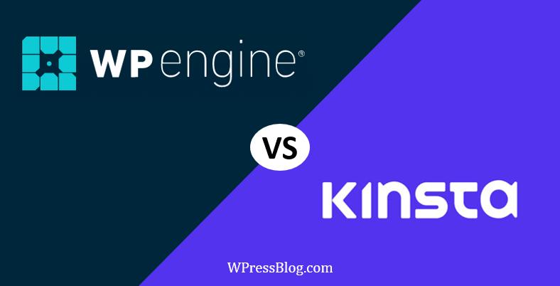 WP Engine vs Kinsta