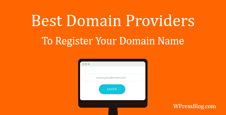 Best Domain Name Providers