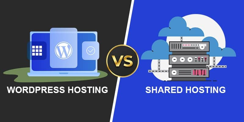 WordPress Hosting vs Shared Hosting